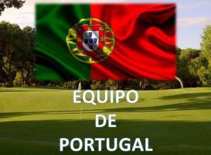 iberian golf cup equipos portugal