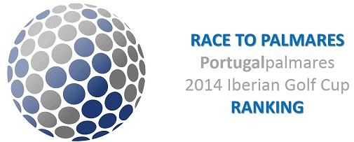 """RANKING Nuevo líder del ranking de la """"Race to Palmares"""" en la Iberian Golf Cup"""