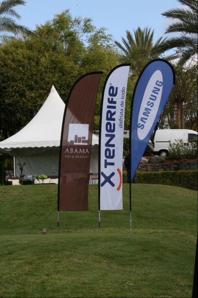 banderines Gran actuación de los integrantes de la Iberian Golf Cup en 5ª edición del Abama Pro Am 2014