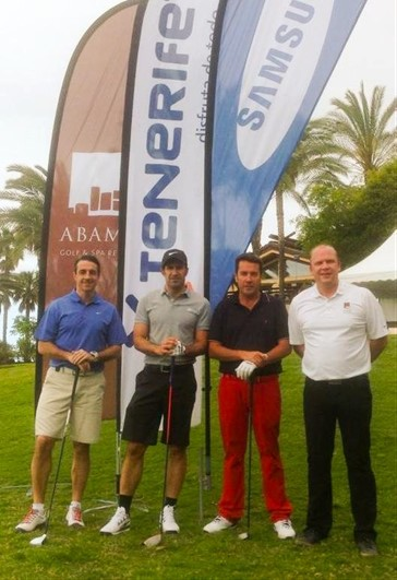 luis y juanma Rumores en los equipos de la Iberian Golf Cup