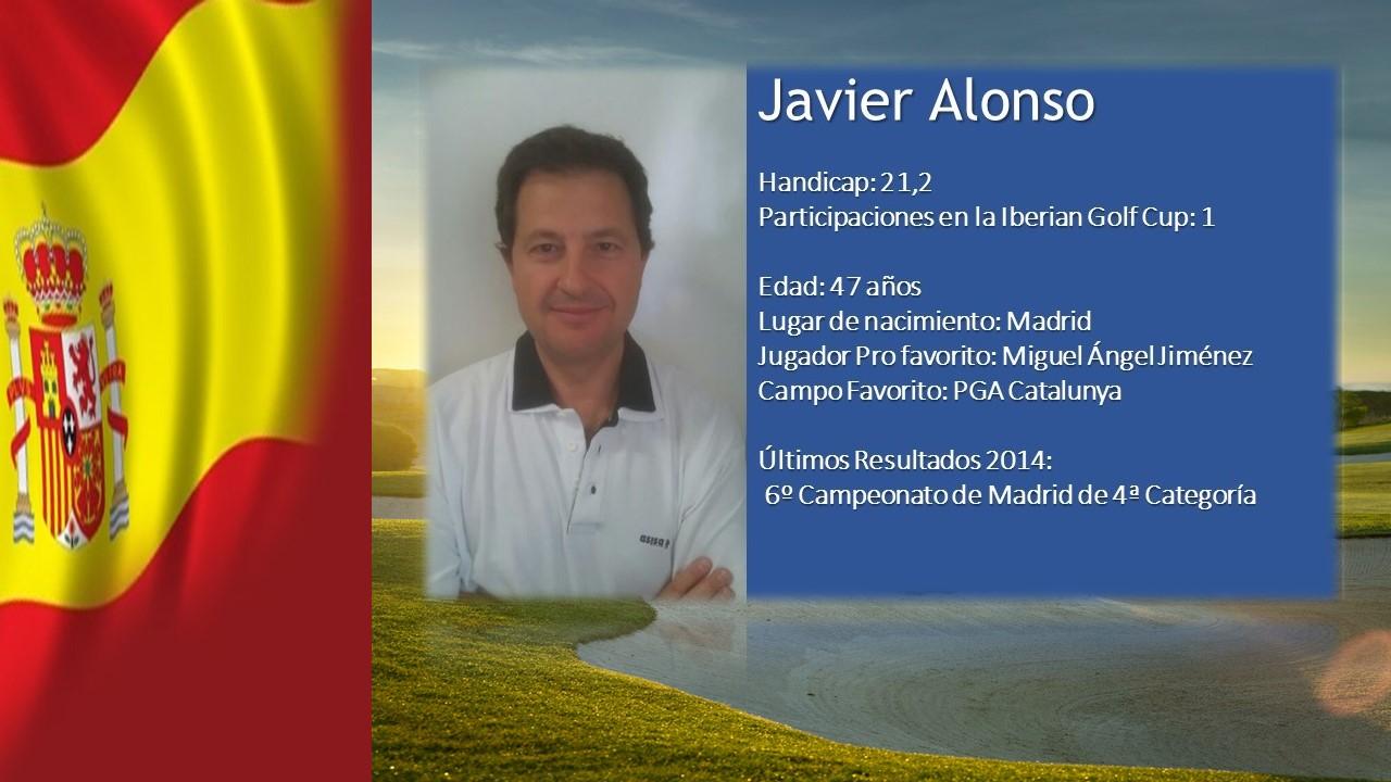 perfil web de javi