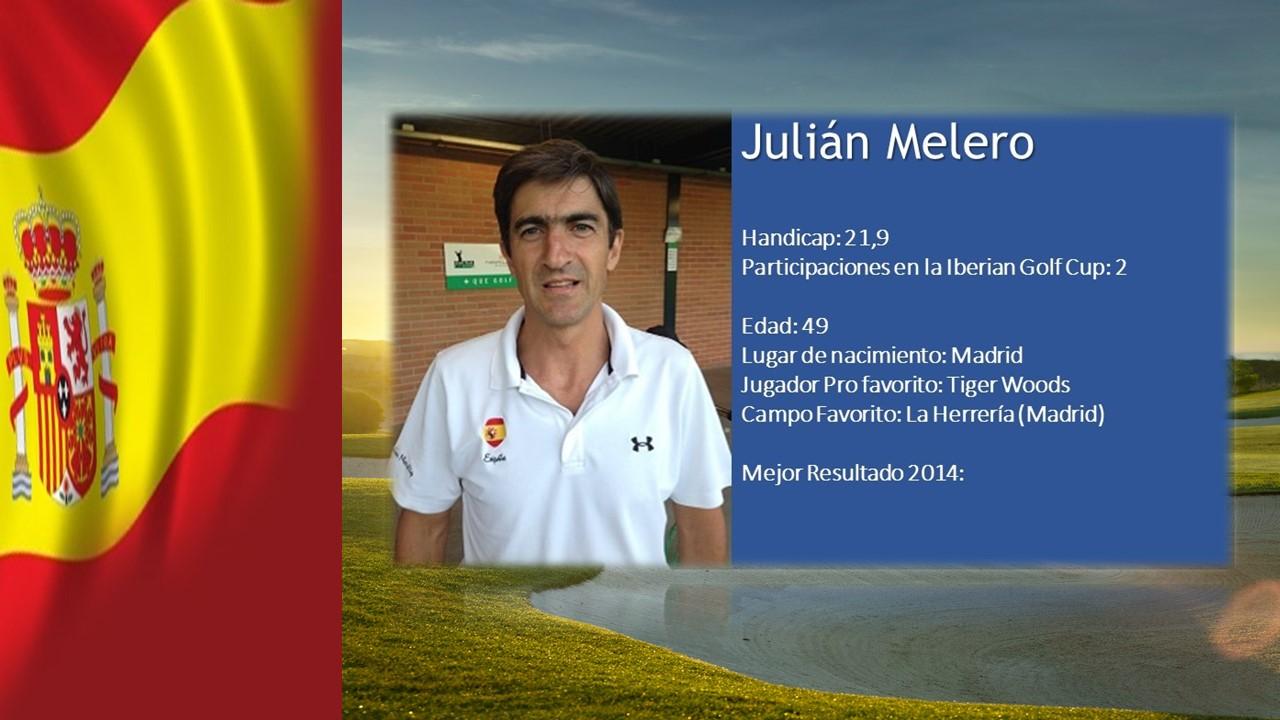 perfil web de julian