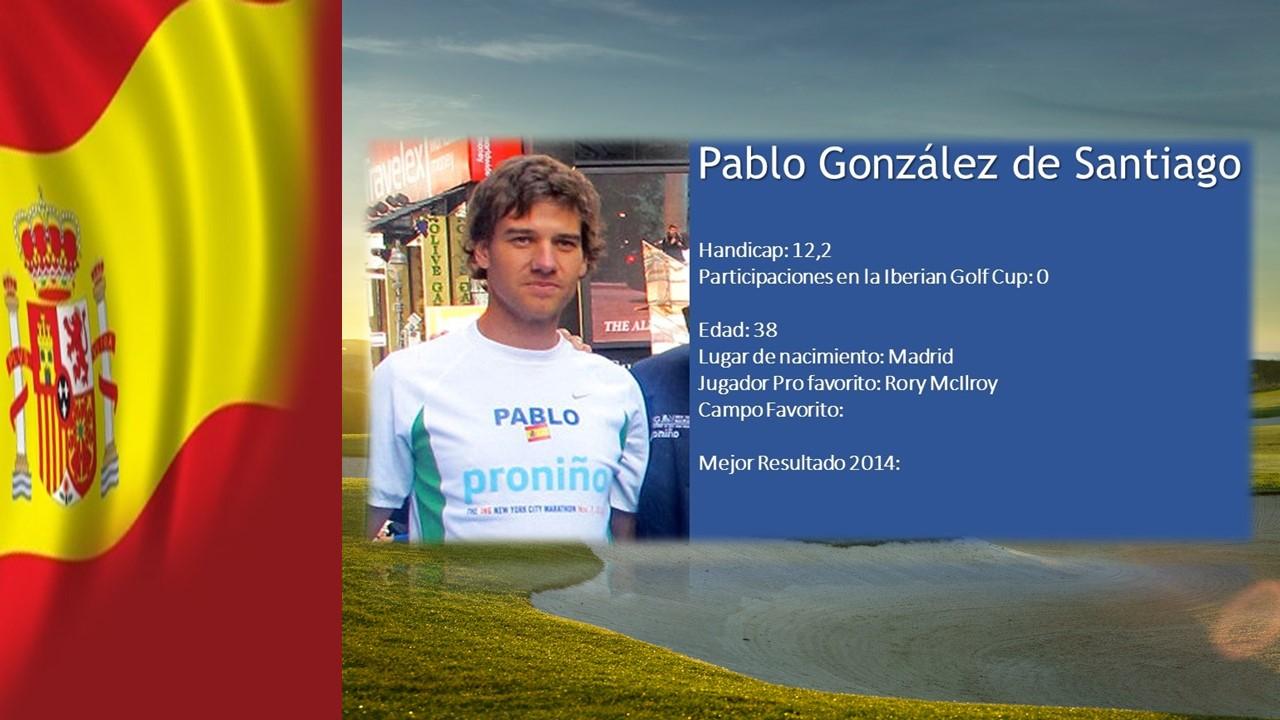 perfil web de pablo