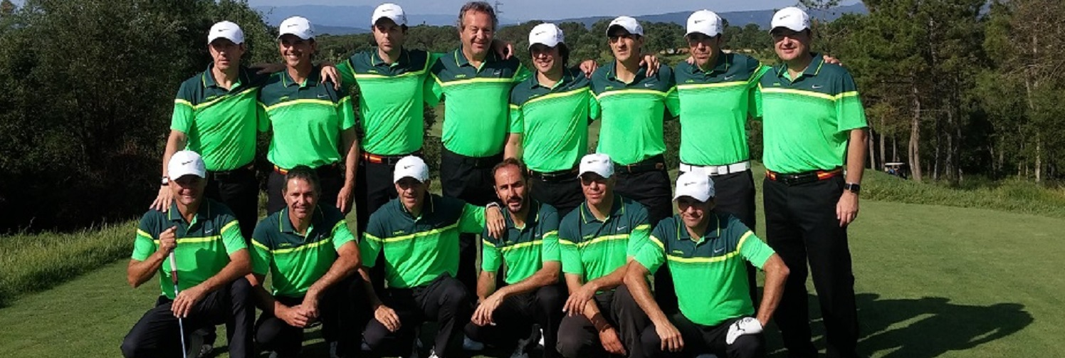 Iberian Golf Cup 2015
