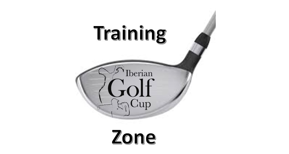 Iberian Golf Cup training zone