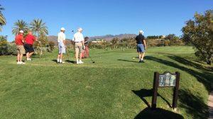 iberian golf cup, juego lento, golf