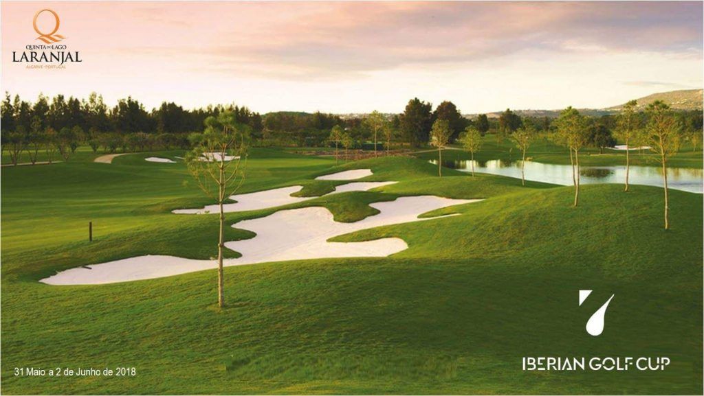 iberian golf cup laranjal quinta do lago.