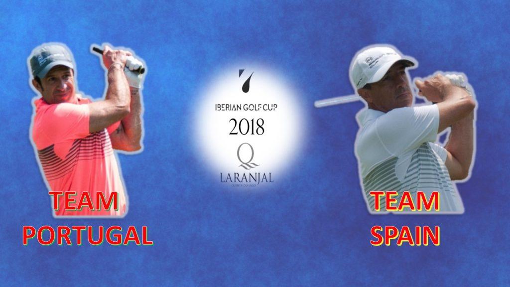 iberian golf cup equipos