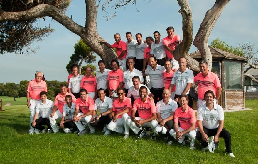 iberian golf cup equipos 2017