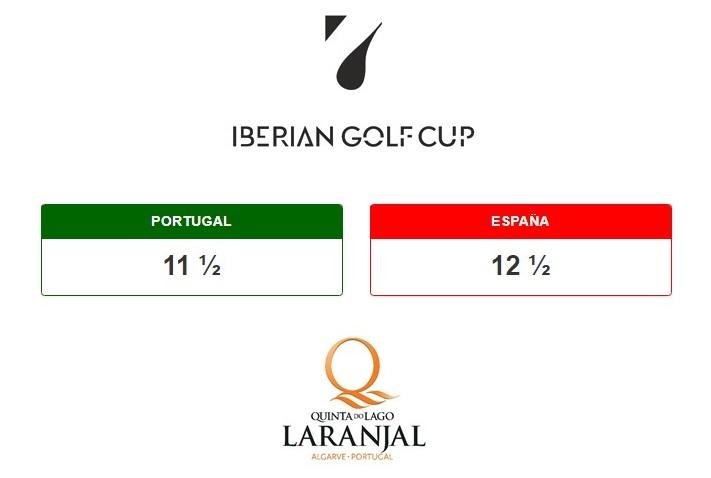 iberian golf cup resultado
