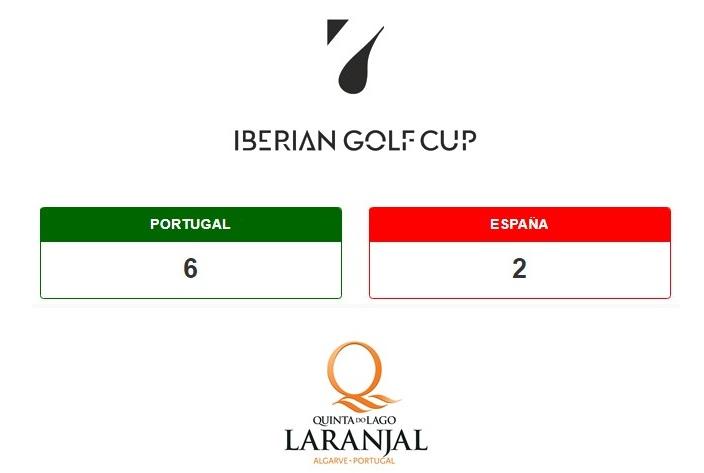 iberian golf cup resultados